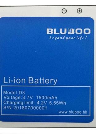 Bluboo D3 Аккумулятор Батарея