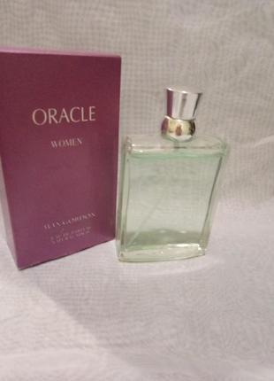 Oracle women женская парфюмированная вода 100мл max gordon