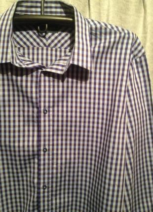 Рубашка большого размера.352