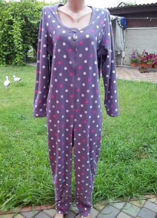 50 р домашний флисовый комбинезон пижама кигуруми