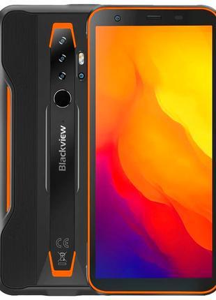 Смартфон Blackview BV6300 orange 3/32 Гб NFC + стартовый пакет...