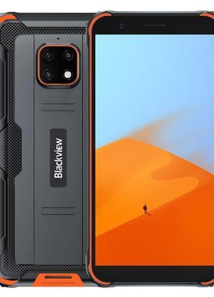 Смартфон Blackview BV4900 orange 3/32 Гб NFC + стартовый пакет...