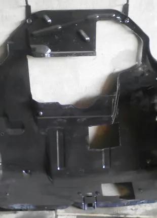 Защита двигателя на Фольксваген Т4.