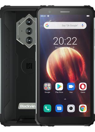 Смартфон Blackview BV6600 black мощный аккумулятор 8580 mAh + ...