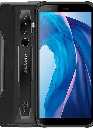 Смартфон Blackview BV6300 black 3/32 Гб NFC + стартовый пакет ...