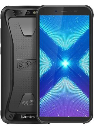 Смартфон Blackview BV5500 Plus black 3/32 Гб + стартовый пакет...