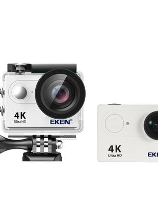 Action Camera Экшн камера EKEN H9 4K white для активного отдых...