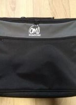 Тканевый дипломат, сумка через плечо,кейс, для ноутбука, рюкзак