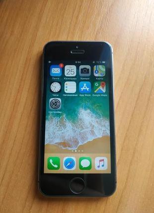 iPhone 5s 16gb + iPod 8gb + чехол-батарея + чехлы + пульты