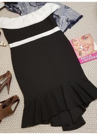 Шикарное вечернее платье большого размера quiz
