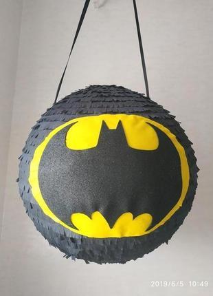 Пиньята Бэтмен супер герои