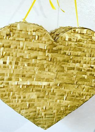 Пиньята Сердце День влюбленных