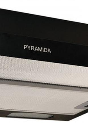 Вытяжка для кухни Pyramida TL 60 BL