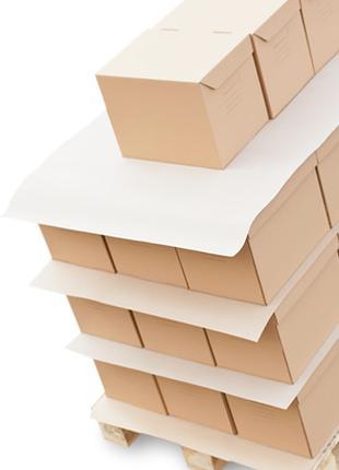 Прокладочная бумага противоскользящая 78х118 см, 110 г/м2