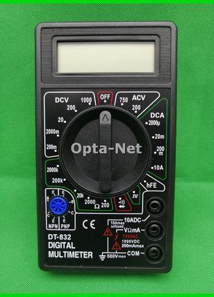 Универсальный цифровой мультиметр ВМ-01 830В