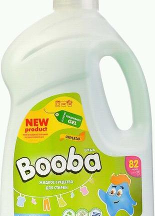 Гель для стирки Booba Universal 2900ml