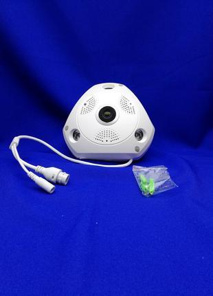 Панорамная Wifi камера для наблюдения V300