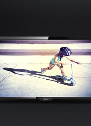 """Телевизор Philips 22"""" Full HD/DVB-T2/USB (1366x768)"""