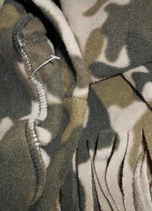 Комплект-шапка и шарф-труба