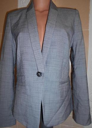Супер стильный пиджак m-l
