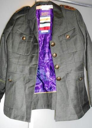 Пиджак  superdry стильный и крутой