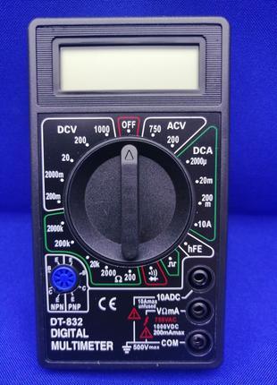 Мультиметр ВМ-01 830В
