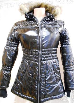 Распродажа! зимняя куртка   xs\s