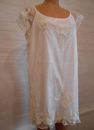 Платье легкое и воздушное индия