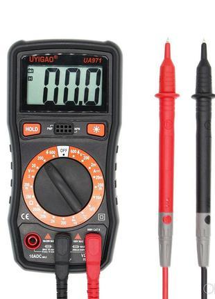 Мультиметр цифровой (тестер) UA-971