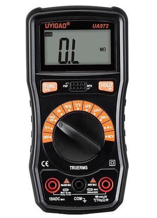 Мультиметр цифровой (тестер) UA-972