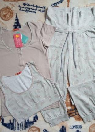 Новая пижама для беременных Bunny Мамин дом, р-р 42