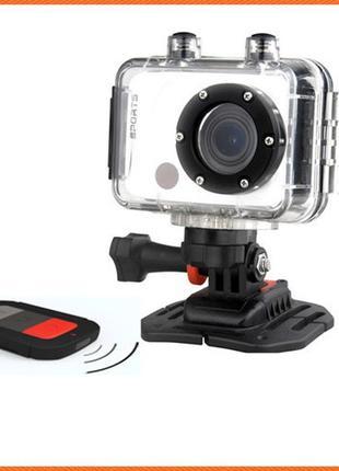Камера экшн F-40 Full Hd 1080P с пультом