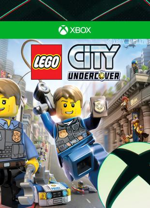 Игра LEGO CITY Undercover Xbox One - Xbox Series X|S