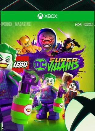 Игра LEGO DC Super-Villains Xbox One - Xbox Series X|S