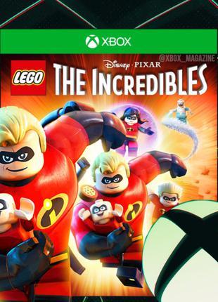 Игра LEGO Суперсемейка Xbox One - Xbox Series X|S