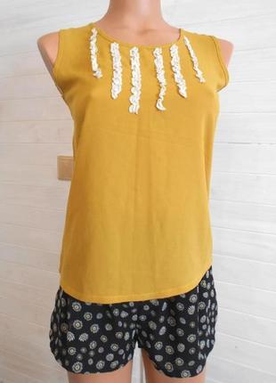 Нежная и стильная блузка