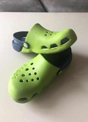 Crocs electro clog j2 (33-34)