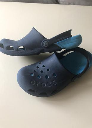 Crocs electro clog j3 34-35