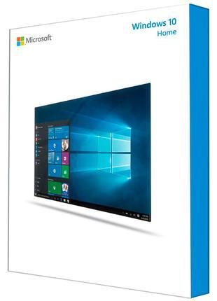 Операционная система Windows 10 Домашняя 32/64-bit на 1ПК (эле...