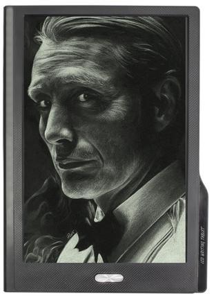 "Графический планшет Lesko LCD Writing Tablet 10"" business Blac..."