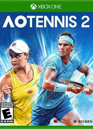 AO Tennis: 2 (XBOX ONE)