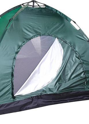 Палатка туристическая 4 местная (WM-OT323)
