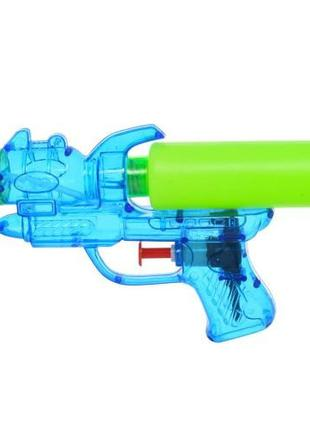 Водяной пистолет M 5932 17 см (Синий)