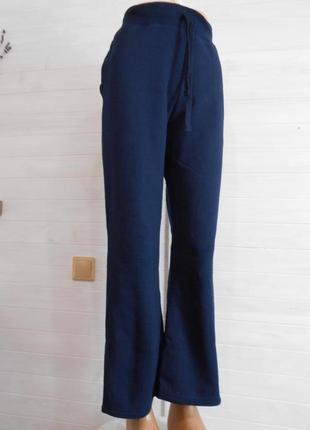 Теплые спортивные или прогулочные штаны m-l