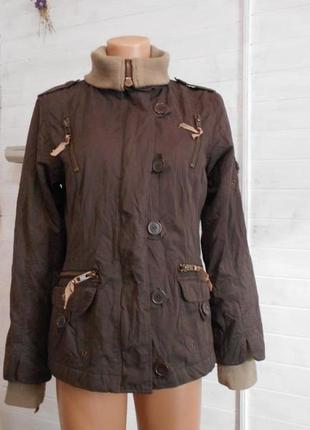 Классная натуральная курточка s-l