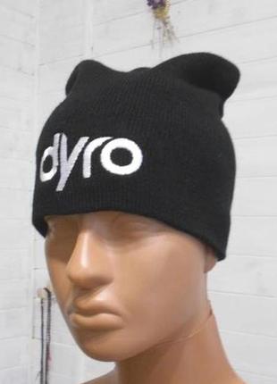 Мягенькая и теплая шапочка king cap