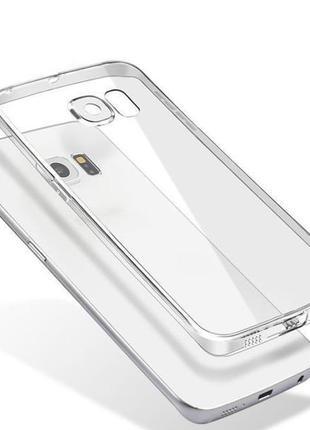 Силиконовый чехол на Samsung Galaxy S7 Edge