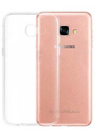 Силиконовый чехол на Samsung Galaxy J1 Ace / J110