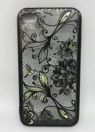 Чехол накладка на заднюю панель iPhone 4, 4s