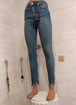 Супер классные джинсы m-l
